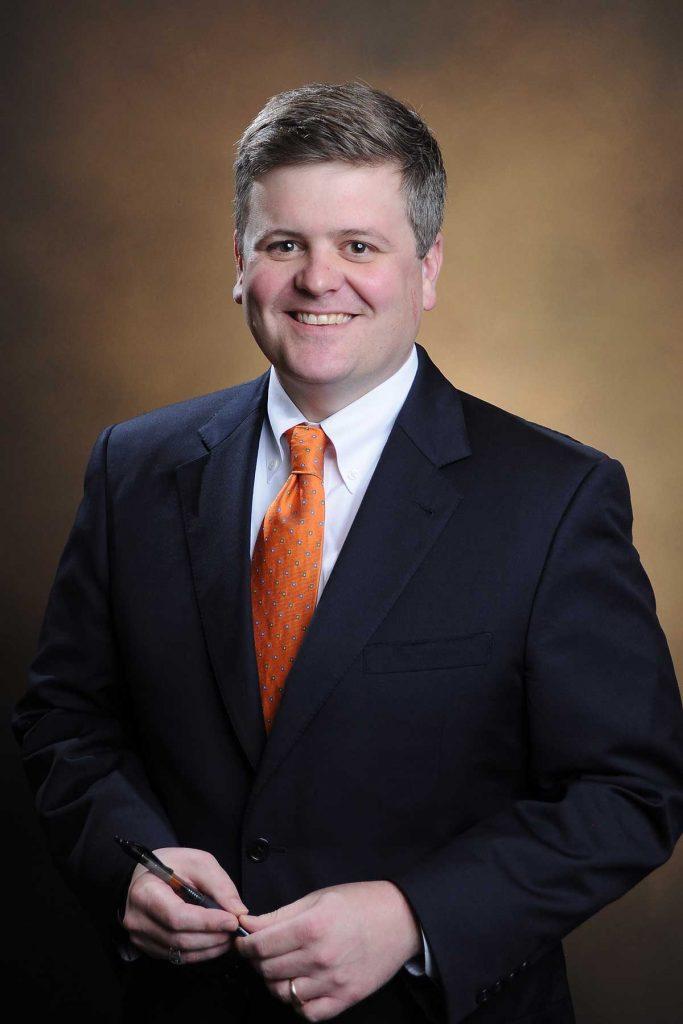 Executive headshots for Memphis management